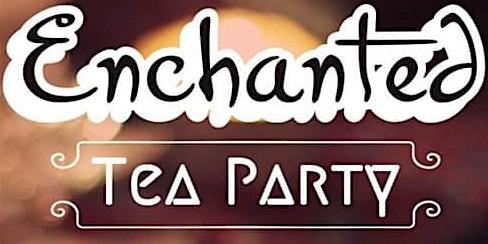 Enchanted tea party with Tarot & Reiki