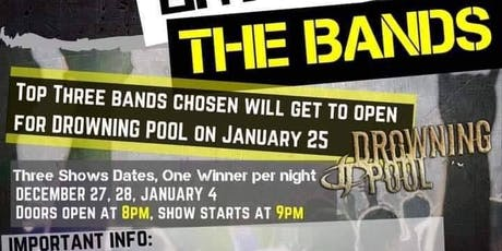 Anthem Entertainment Battle of the BANDS tickets