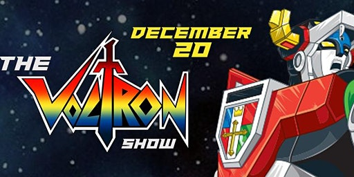 The Voltron Show IV: Cleveland's Best Sketch Comedy!