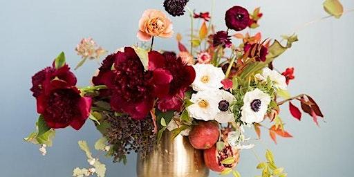Holiday Floral Centerpiece Workshop