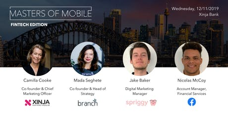 Masters of Mobile Sydney tickets