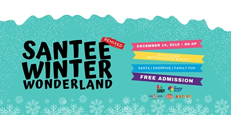 Santee Winter Wonderland tickets