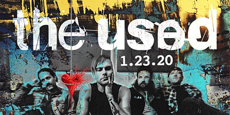 The Used tickets