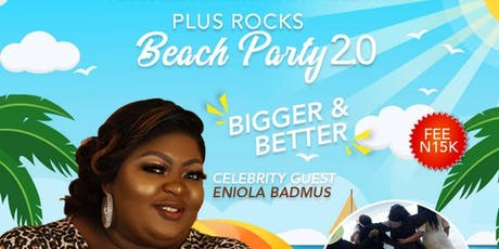 PLUS ROCKS BEACH PARTY tickets