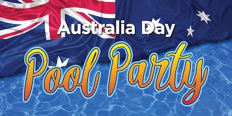 Australia Day Garden Games tickets