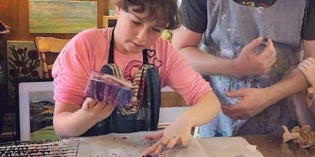 Children's After School; Mixed Media 4 Week Art Series at the Tett tickets