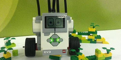 Lego® Mindstorms robotics, Term 1 2020