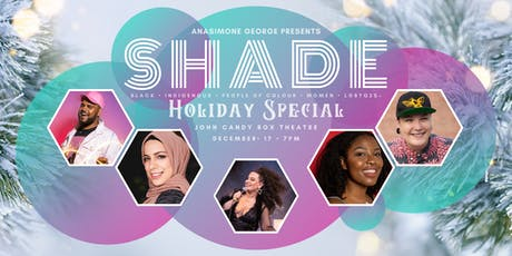 SHADE Holiday Special tickets
