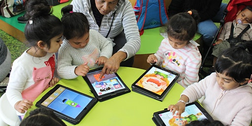 iTots, Ages: 2 -5, FREE
