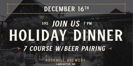 Holiday Beer Dinner at the Farmhouse tickets