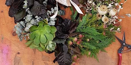 The Bloomery Wreath Workshop tickets