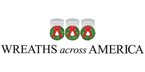 Wreaths Across America Ceremony / SFCS Holiday Party