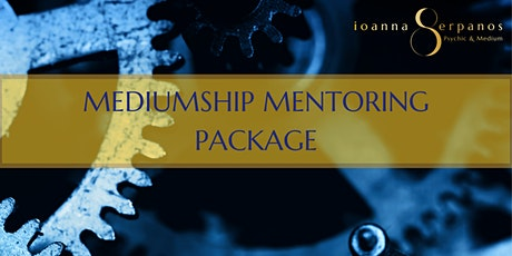 Mediumship Mentoring Package for 23rd Feb & Mar 22nd tickets
