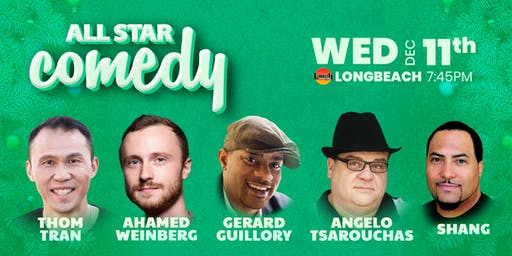 Shang, Gerard Guillory, and more - All-Star Comedy