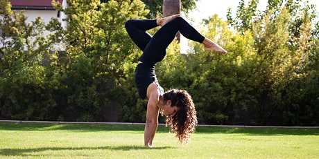 Free to Fly:  A Handstand Workshop tickets