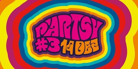 Partsy #3 ingressos
