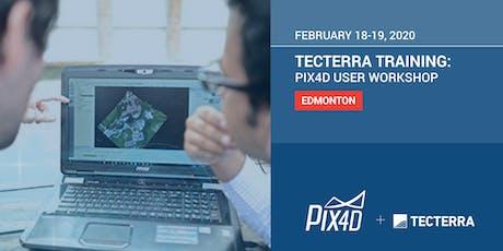 TECTERRA TRAINING: PIX4D User Workshop Edmonton tickets