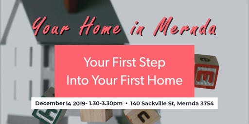 Your First Home in Mernda