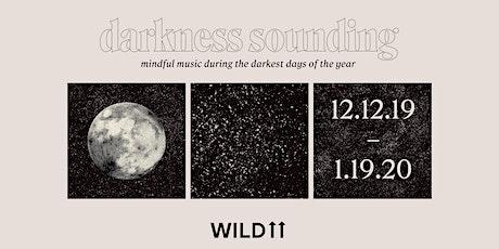 Wild Up   darkness sounding   solstice sounding   dusk til dawn tickets