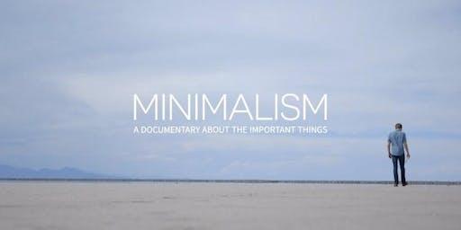 Novato Green Film Series - MINIMALISM