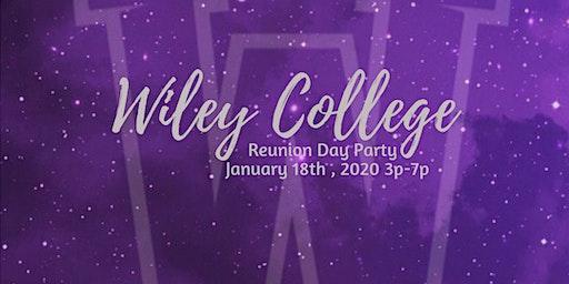 Wiley Reunion Social