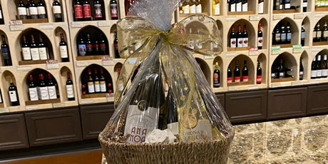 Gift Basket Workshop with 50% Off Pours tickets
