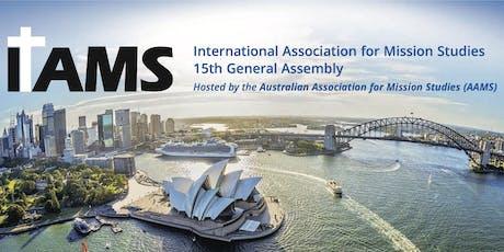 IAMS 15th Assembly 2020 tickets