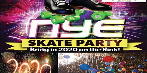 New Years Eve All Night Skate 2020