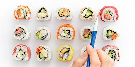 Sushi Workshop - Mayuko's Kitchen tickets