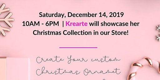 Shop Local This Christmas at Kindness Collection | Guest: Krearte