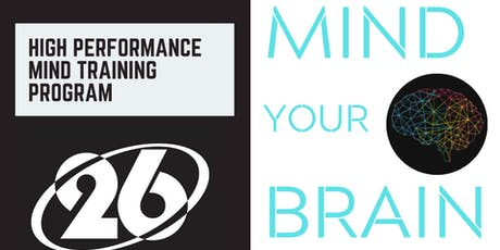 High Performance Mind Training Program tickets