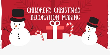 Christmas Decoration Making - Hub library tickets