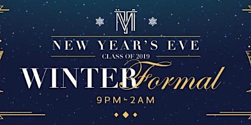 Merchant & Trade's NYE Winter Formal: Class of 2019
