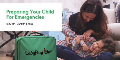 Preparing Your Child For Emergencies tickets