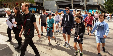 Melbourne City Experience 2020 - Organisations tickets