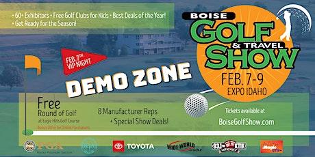 Boise Golf Show General Admission - SATURDAY & SUNDAY - FEB 8 & 9 tickets