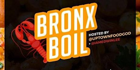 Bronx Boil tickets