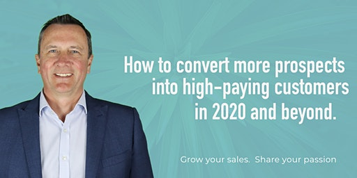 Sales Accelerator.  Grow your sales in 2020 and beyond