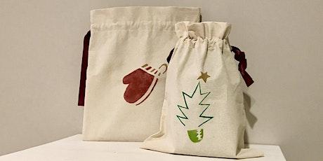 Workshop: Printmaking - Reusable Gift Bags tickets