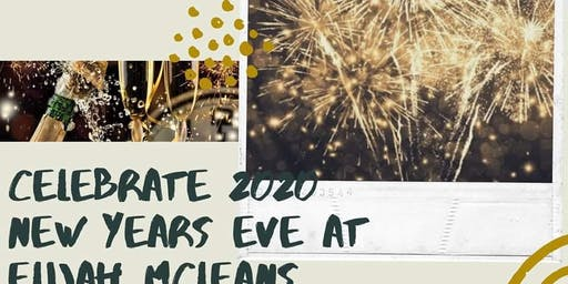 Roaring 20's Gala New Year's Eve 2020
