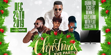 Christmas Eve Party tickets
