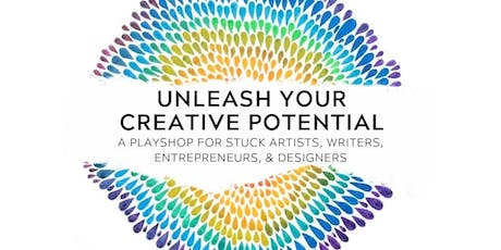 Unleash  Your Creative Potential - Portland Pop-Up Edition! tickets