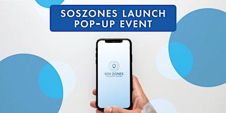 SOS ZONES POP-UP EVENT tickets