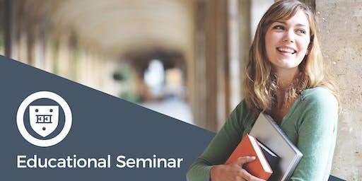 Elite Prep San Jose Seminar: Extracurricular Activities 101