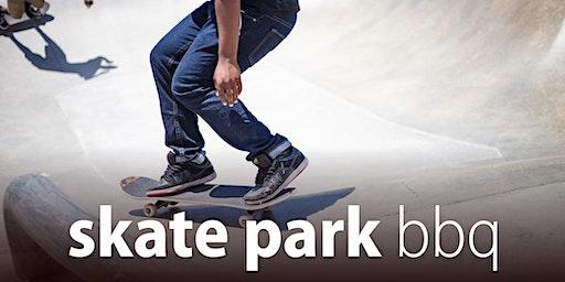 Skate Park BBQ - Summer school holidays