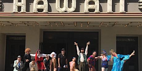 Haha Aloha Sun, Surf, Physical Comedy Aitor Boot Camp 2020 tickets