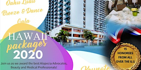 "4th Annual Alopecian Beauty Co ""Oahu Luau Breeze & Dance Gala"" tickets"