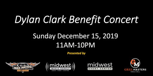 Dylan Clark Family Benefit