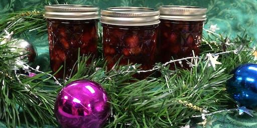 Canning Workshop II - Cranberry Conserve