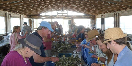 Sunday Feb 23, 2020: Sierra Club Lunz Group Oyster Roast and Auction at Bo tickets